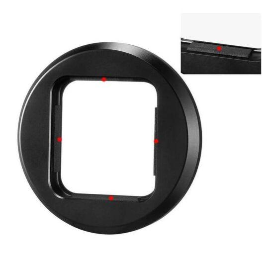 Adaptador de filtros de 52mm para Lente Anamorphic 1.33x Ulanzi - Phonestudio - Tienda de fotografía - Mobile Photo - Chile