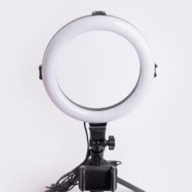 Aro de luz para celular - Phonestudio Chile - Tienda online - Accesorios de fotografía y Video para Celulares